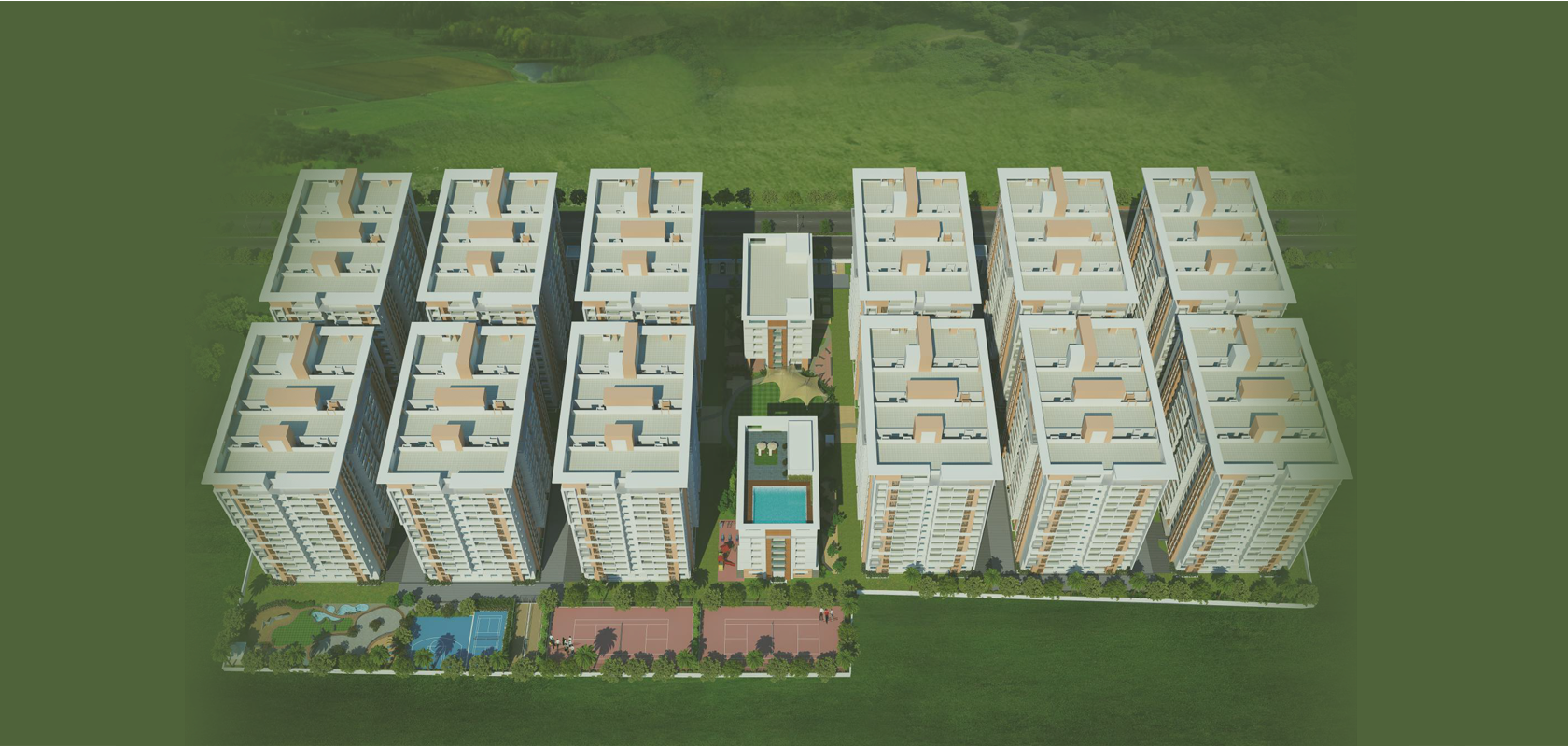 Mvv city vizag gated community flats in beach city for Teak wood doors in visakhapatnam