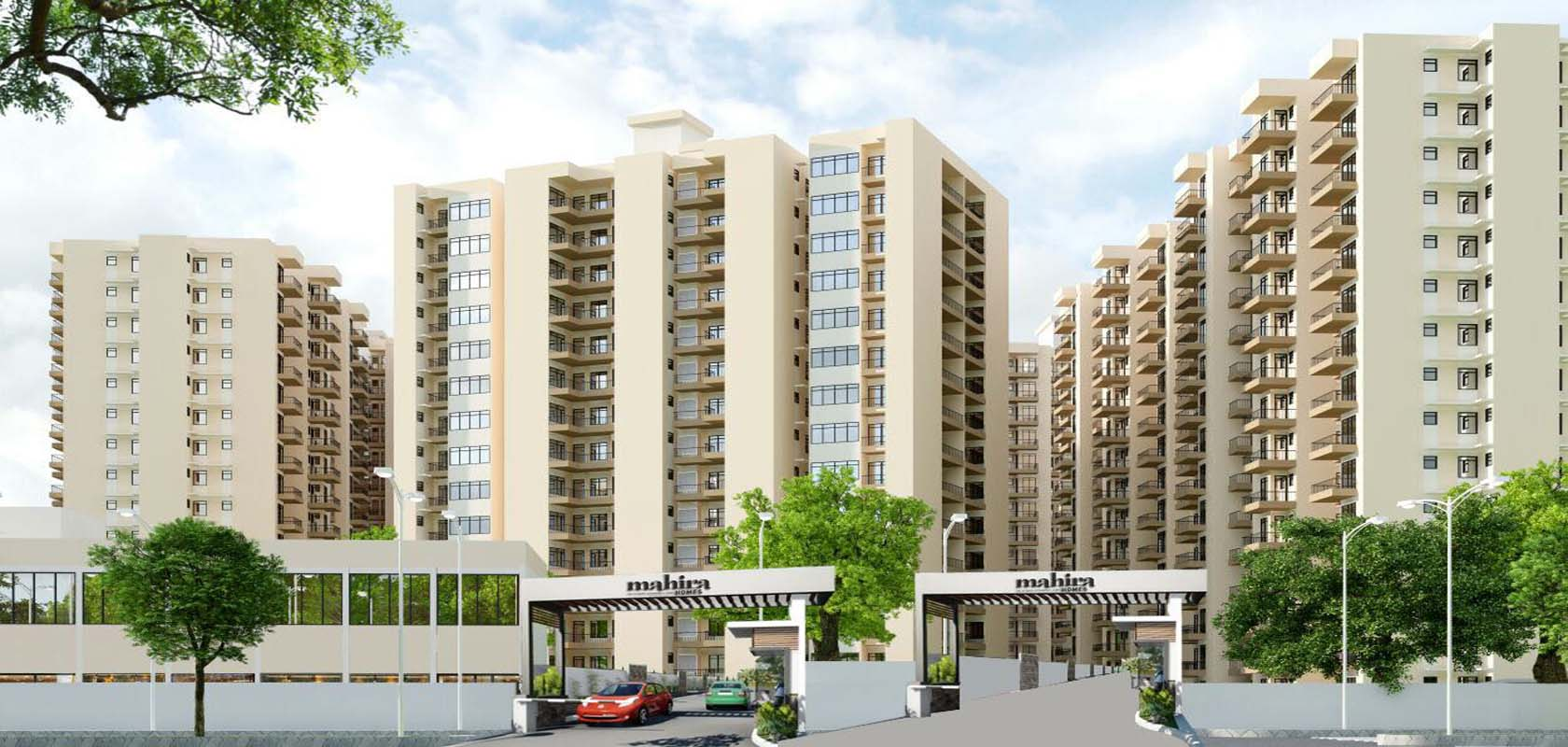 Mahira Homes (POSSESSION:JUL-2021)