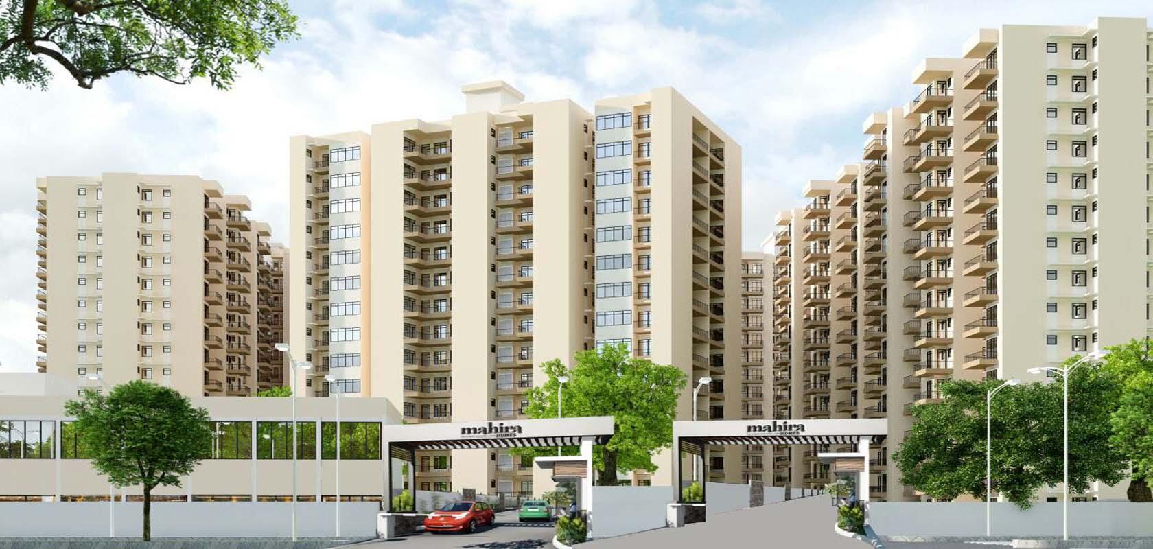 Mahira Homes (POSSESSION:JUL-2021)