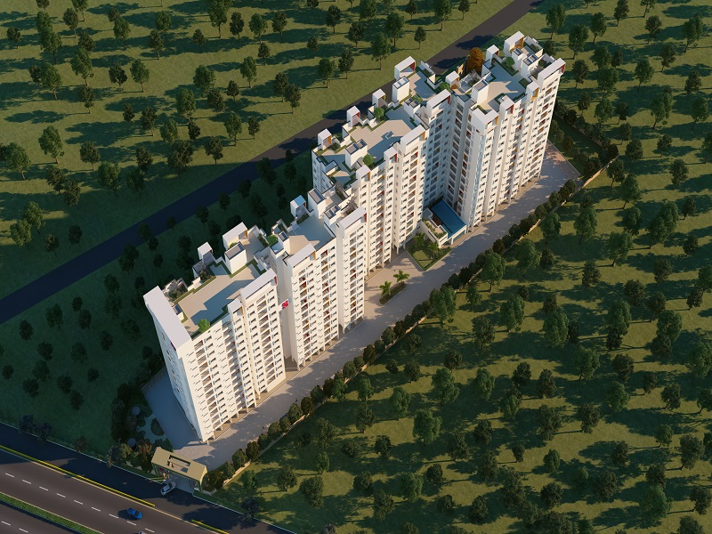 Svamitva Emerald Square (POSSESSION:DEC-2020)