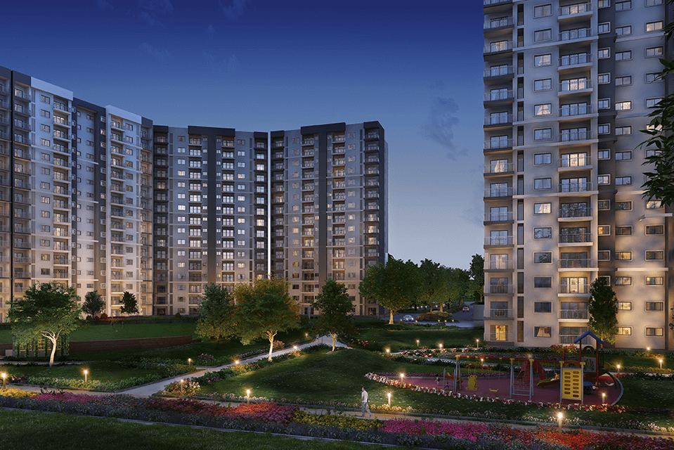 L&T Raintree Boulevard (POSSESSION:DEC-2020)