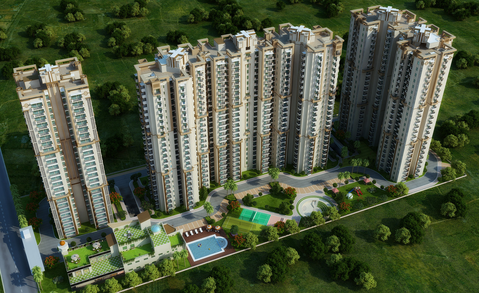 Cosmos Shivalik Homes 2 (POSSESSION:DEC-2020)