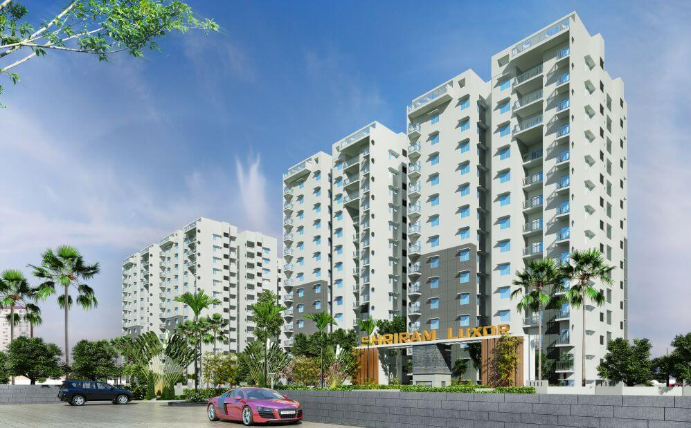 Shriram Luxor (POSSESSION:MAR-2020)