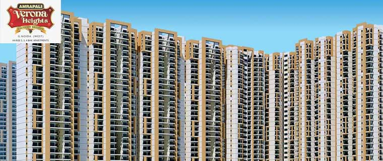 Amrapali Verona Heights (POSSESSION:DEC-2023)