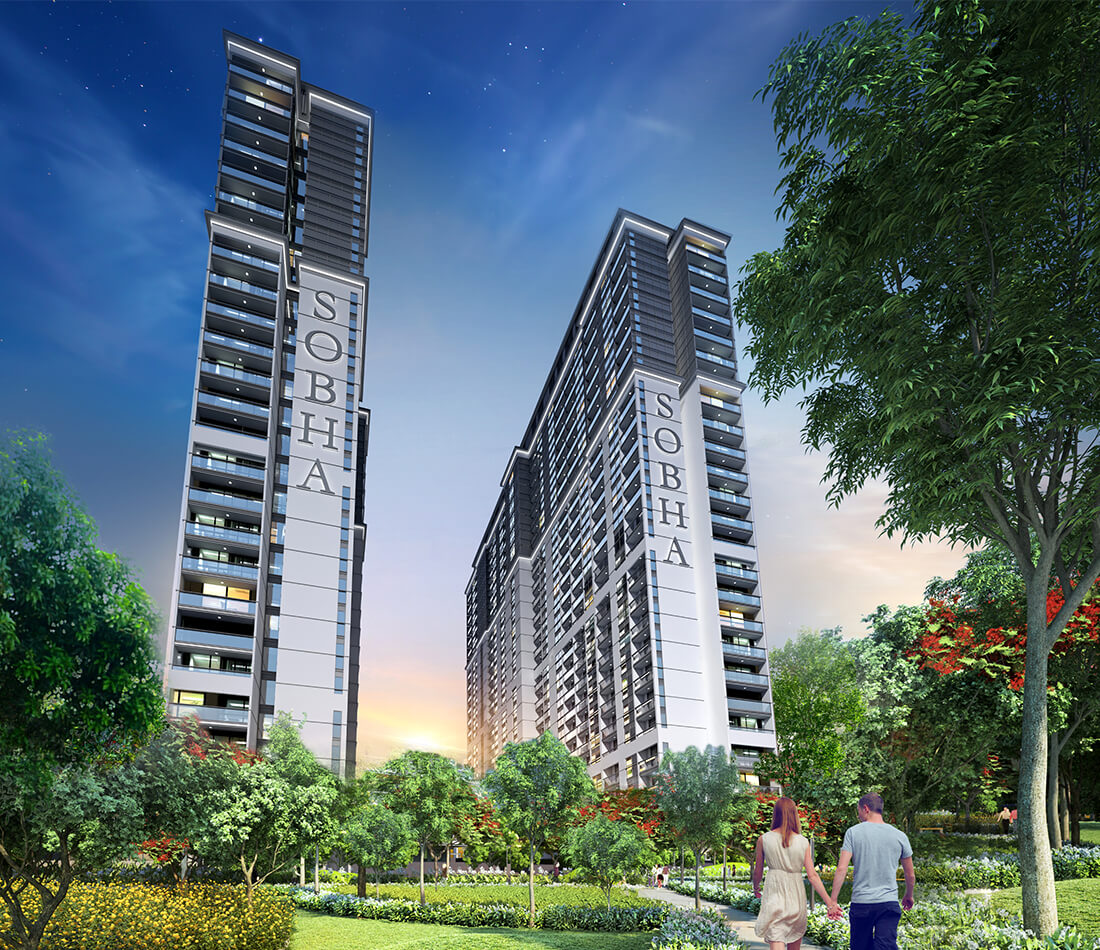 Sobha Creek Vista (POSSESSION:JUL-2021)