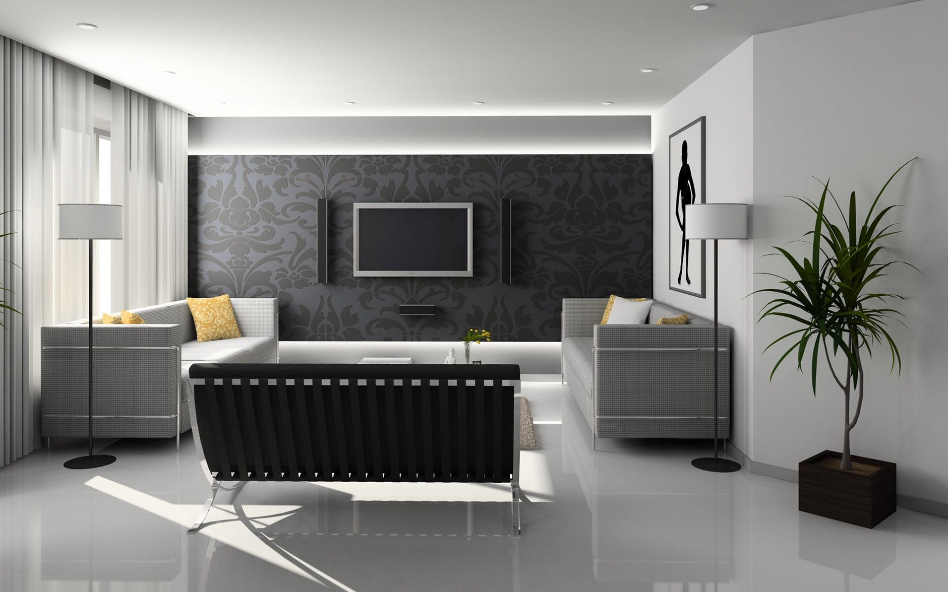 Residential & Corporate Interior Designers