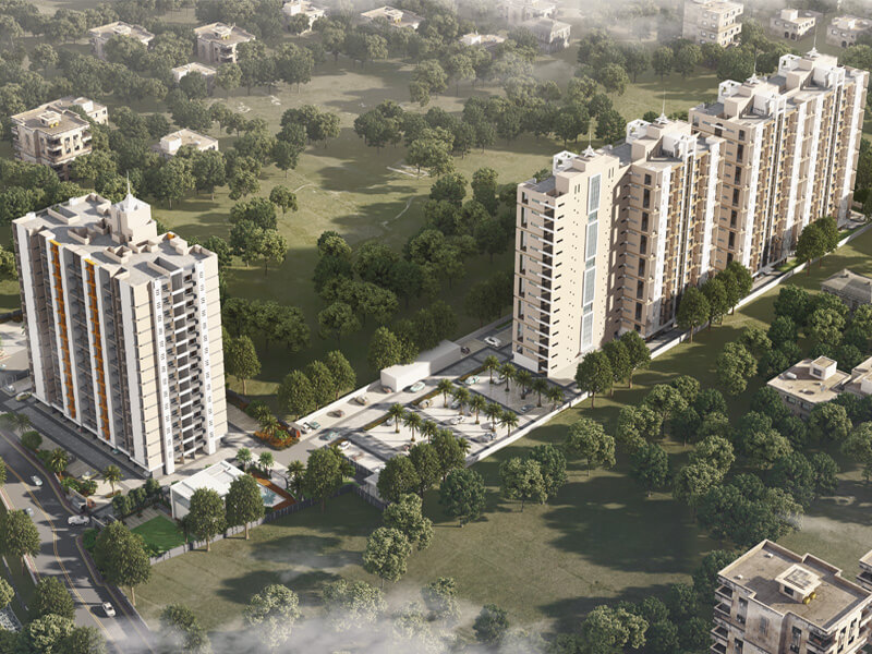 Saarrthi Savvy Homes II (POSSESSION:DEC-2021)