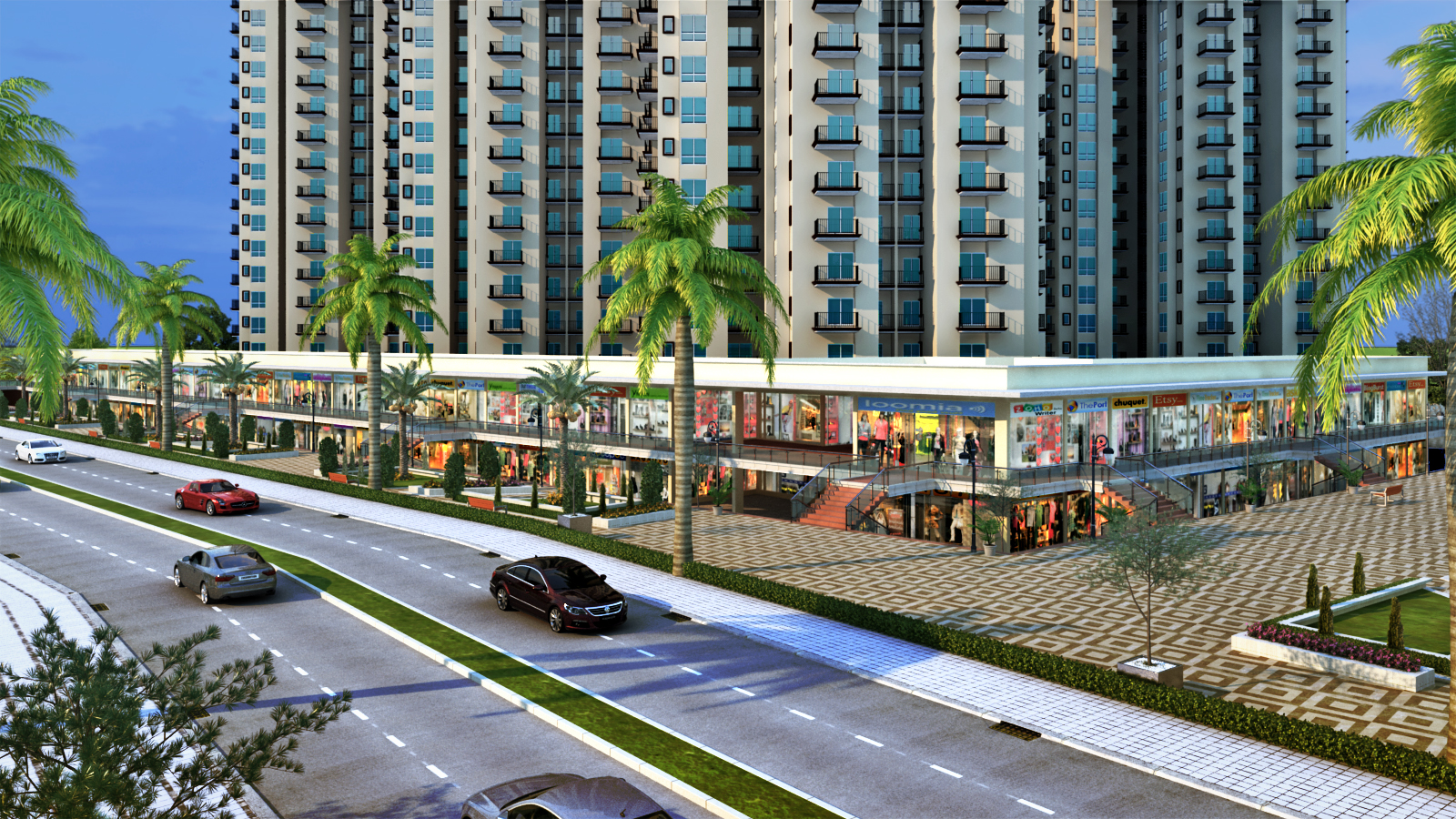 Antriksh Golf City (POSSESSION:DEC-2020)