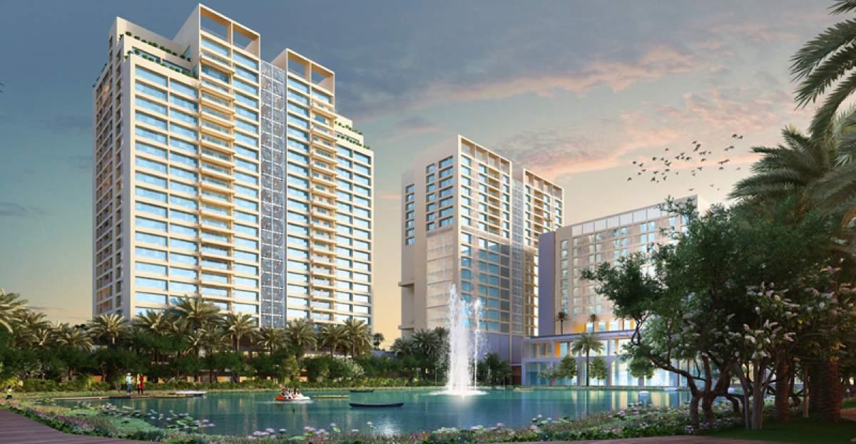 AmbujaUtalika Luxury Phase 1 (POSSESSION:MAY-2020)