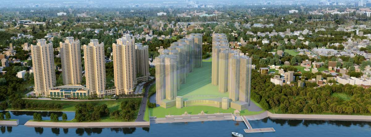 Alcove New Kolkata (POSSESSION:JAN-2023)